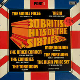 30 British Hits Of The 60's - Part I