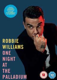 Robbie Williams – One Night At The Palladium
