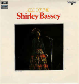Shirley Bassey ‎– All Of Me