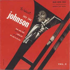 Jay Jay Johnson – The Eminent Jay Jay Johnson, Volume Two