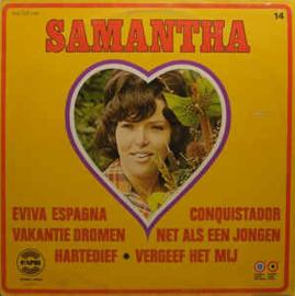 Samantha – Veel Liefs Van ... Samantha