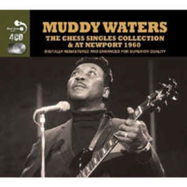 Muddy Waters ‎– The Chess Singles Collection & At Newport 1960