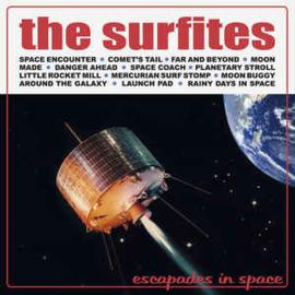 The Surfites – Escapades In Space