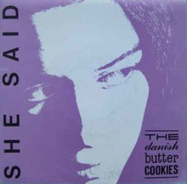 The Danish Butter Cookies – She Said