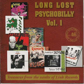 Long Lost Psychobilly Vol. 1 (Treasures From The Vaults Of Link Records)