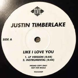 Justin Timberlake – Like I Love You