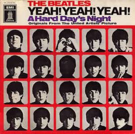 The Beatles – Yeah! Yeah! Yeah! - A Hard Day's Night - Originals From The United Artists Picture