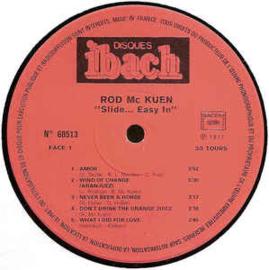 Rod McKuen – Amor, Amor - Slide... Easy In