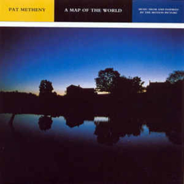 Pat Metheny ‎– A Map Of The World