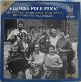 Brabant Traditional Music Band ‎– Flemish Folk Music