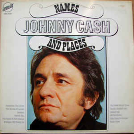 Johnny Cash – Names And Places