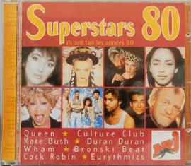 Superstars 80 - Ils Ont Fait Les Années 80