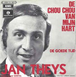 Jan Theys, Orchestra Oscar Saintal – De Chou Chou Van Mijn Hart