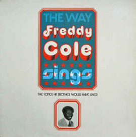 Freddy Cole ‎– The Way Freddy Cole Sings