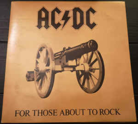 AC/DC – For Those About To Rock We Salute You