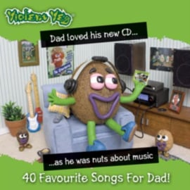 VIOLENT VEG-DAD LOVED HIS NEW CD