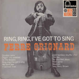 Ferre Grignard – Ring, Ring, I've Got To Sing