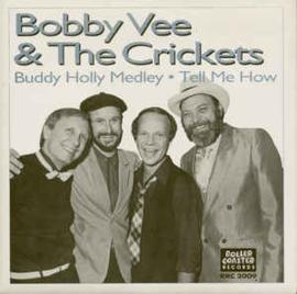 Bobby Vee & The Crickets (2) – Buddy Holly Medley
