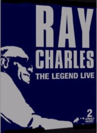 RAY CHARLES The Legend Live
