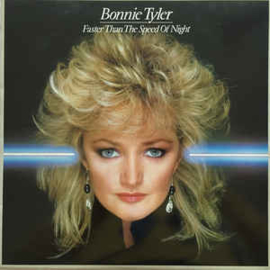 Bonnie Tyler – Faster Than The Speed Of Night