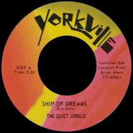 The Quiet Jungle – Ship Of Dreams / Everything