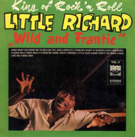 Little Richard ‎– Wild And Frantic