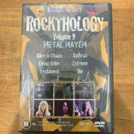 Rockthology 09 - Metal Mayhem