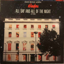 The Stranglers ‎– All Day And All Of The Night (Jeff Remix)