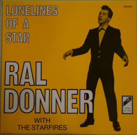 Ral Donner with The Starfires ‎– Lonelines Of A Star