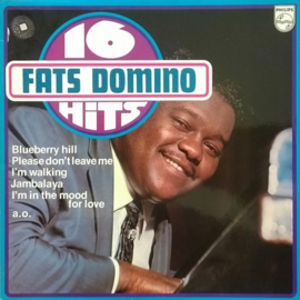 Fats Domino ‎– 16 Fats Domino Hits