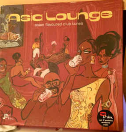 Asia Lounge - Asian Flavoured Club Tunes