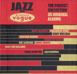 Various – Jazz On Disques Vogue