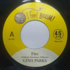 Gino Parks / Al Garris – Fire / That's All