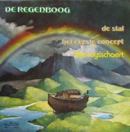 Tine Ruysschaert, Michel van der Plas – De Regenboog, De Stal, Het Eerste Concert