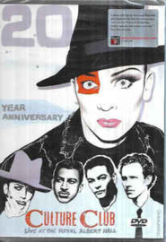 Culture Club – Live At The Royal Albert Hall 20th Anniversary Concert