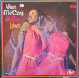 Van McCoy ‎– From Disco To Love (ltd green vinyl)