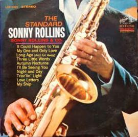 Sonny Rollins & Co. – The Standard Sonny Rollins