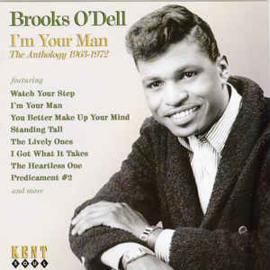 Brooks O'Dell – I'm Your Man - The Anthology 1963-1972