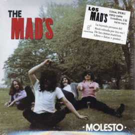 The Mad's ‎– Molesto