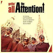 The Attention! ‎– Gettin' All