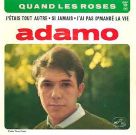 Adamo – Quand Les Roses