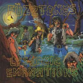 The Fuzztones – Lysergic Emanations