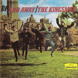 The Kingsmen ‎– Up And Away