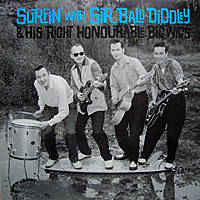 Sir Bald Diddley And His Right Honourable Big Wigs – Surfin' With Sir Bald Diddley And His Right Honourable Big Wigs