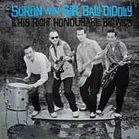 Sir Bald Diddley And His Right Honourable Big Wigs ‎– Surfin' With Sir Bald Diddley And His Right Honourable Big Wigs