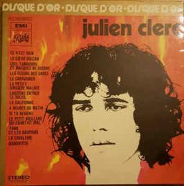 Julien Clerc – Disque D'Or