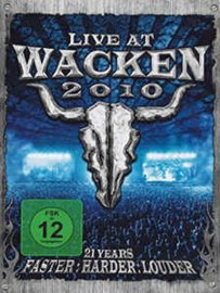 Live At Wacken 2010 21 Years Faster :Harder : Louder