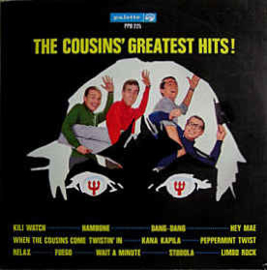 The Cousins ‎– The Cousins' Greatest Hits