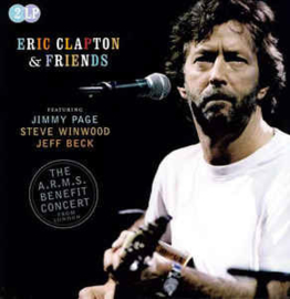 Eric Clapton & Friends – The A.R.M.S. Benefit Concert From London
