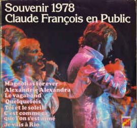 Claude François – Souvenir 1978
